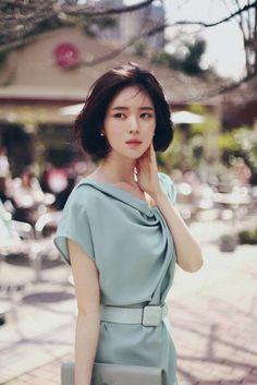 Pin by jung tran on yun seon young - 윤선영 yoon sun young beauty women, korea Korean Beauty, Asian Beauty, Asian Woman, Asian Girl, Asian Fashion, Girl Fashion, Korean Fashion Work, Yoon Sun Young, Famous Models