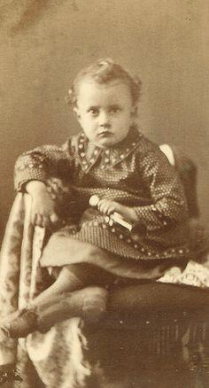 Pensive child