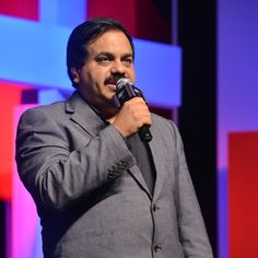 Amit Syngle, the head of marketing and sales at Asian Paints giving a speech at the awards ceremony of AD 50 Asian Paints, Awards, Events, Marketing, Character, Lettering