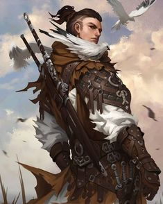 Could be one of the white clans fantasy artwork, fantasy male, high fantasy, Fantasy Character Design, Character Creation, Character Design Inspiration, Character Concept, Character Art, Character Ideas, Fantasy Male, Fantasy Rpg, High Fantasy
