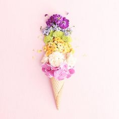 there is no better feeling than the start of a fresh new weekend. Enjoy you guys - make the most of it, we will! Gorgeous floral art by ⠀ . Food Wallpaper, Flower Wallpaper, Iphone Wallpaper, Jewel Candle, Cute Wallpapers, Cute Art, Flower Art, Pretty In Pink, Creative