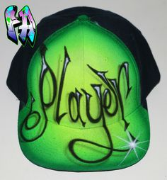 d7d501f97 16 Best Airbrushed hats images in 2017 | Custom airbrushing, Hats ...