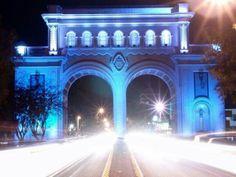 Los arcos de guadalajara. Av. Vallarta