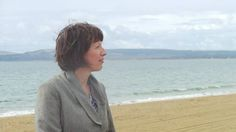 Frances O'Grady meets press photographers and broadcasters at Bournemouth Pier on Sunday morning before Congress 2013