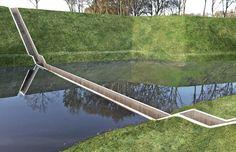 Moses Bridge, The Netherlands | Accoya – Acetylated Wood