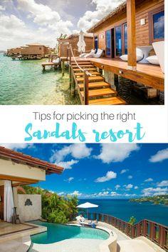 Sandals Saint Lucia: