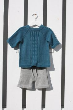 Shop Rigel-sett/Rigel-set from Solaastrikk in Knitwear, available on Tictail from in Norsk, English Knitwear, Peplum, Shorts, Shopping, Tops, Women, Fashion, Moda, Tricot
