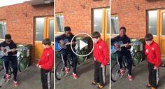Dois Miúdos Irlandeses Juntaram-se Para Cantar Rihanna e o Resultado é Maravilhoso