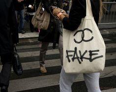fake C