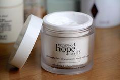 Exfoliating Skincare: Philosophy Renewed Hope In A Jar