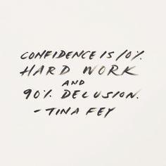 Tina Fey Wisdom