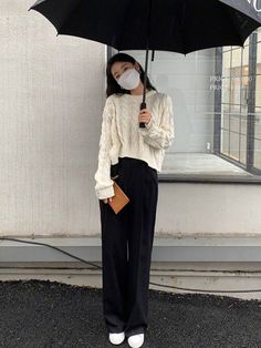 Chic Outfits, Pretty Outfits, Fashion Outfits, Womens Fashion, Korean Outfits, Types Of Fashion Styles, Streetwear Fashion, Aesthetic Clothes, Daily Fashion