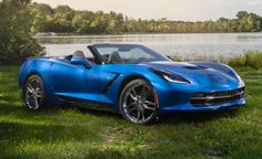 2015 Chevrolet Corvette Stingray Convertible Eight-Speed Automatic  0-60 3.7, 1/4 12.0, Observed 12