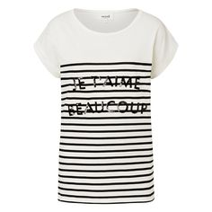 Shop now: Je T'aime Sequin Tee. #seedheritage #seed #woman