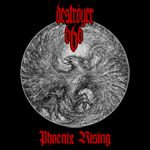 Destroyer 666 T shirt. Band Merch, Metal, Prints, Printmaking