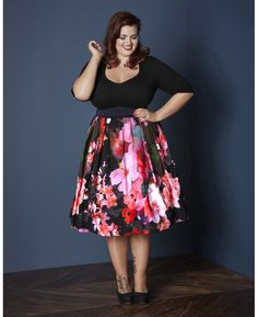 """Scarlett & Jo"" Scarlett & Jo Prom Dress at Simply Be http://Www.marykay.com/lisamn #Women #Curves"