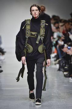 Matthew Miller Fall-Winter 2017 - London Fashion Week Men's