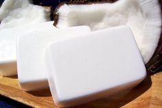 Caribbean Coconut Soap $5.25 by karens soaps on Etsy