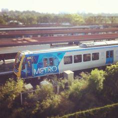 Melbourne trains