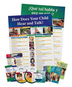 Posters, brochures, and other resources specifically selected to help SLPs promote early detection of speech and language issues in children Speech Language Pathology, Speech And Language, Communication Development, Working With Children, Speech Therapy, Literacy, Helpful Hints, Therapy Ideas, Education