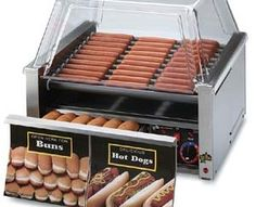 Video Tuesday: Star Grill-Max Express — Hot Dog Roller Grill