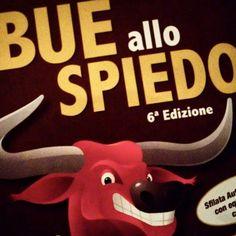 Oggi inizia la festa del #bue allo spiedo...!  il nostro amico @massimogoloso c'èèèè!
