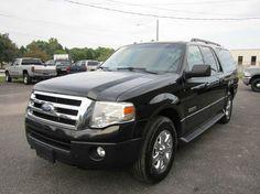 2007 #Ford #Expedition EL XLT 4dr SUV 4x4 In Smithfield NC - Landmark Auto Inc.