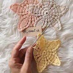 Best 11 Irish lace Irish crochet flower motifs, off white flower applique, Irish crochet decor, wedding decor Set of 3 – SkillOfKing. Crochet Flower Patterns, Crochet Motif, Irish Crochet, Easy Crochet, Crochet Flowers, Knit Crochet, Flower Applique, Crochet Doilies, Crochet Leaves