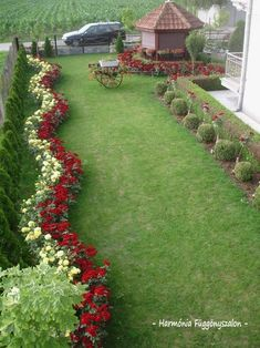 48 Awesome Backyard Landscape Design & Decoration In order to have an excellent Modern Garden Decoration, it's beneficial to be … Front Garden Landscape, Landscape Plans, Landscape Architecture, Landscape Designs, Architecture Career, Garden Yard Ideas, Garden Projects, Backyard Ideas, Patio Ideas