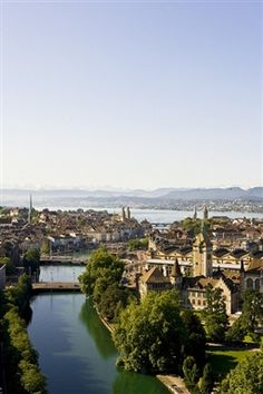 I had a glimpse of #Zurich on a stopover to Africa and I hope I get a chance to one day visit. It is so beautiful! #travel