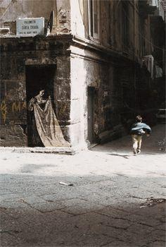 Un intervento di Ernest Pignon-Ernest a Napoli 4   Artribune