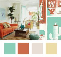 me encanta esta combinación de colores