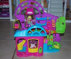 Polly Pocket Playtime Pet Shop Review