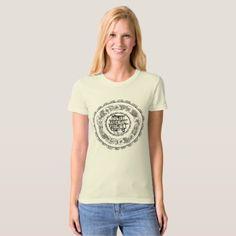 Mandala - Mantra - Lokāḥ samastāḥ sukhino bhavantu T-Shirt  $28.45  by GrandTartaria  - custom gift idea