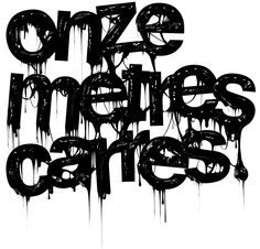 Onze Metres Carres • There Is