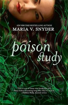 Poison Study (Study, #1) One of my favorite series!! Riley you HAVE TO TRAD THIS I LOVE IT @Riley Ruchti