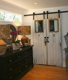 Interior Barn Doors | Daily source for inspiration and fresh ideas on Architecture, Art and Design