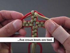 How to Make a Tiny Globe Knot by TIAT - YouTube