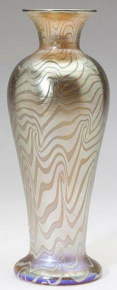 Durand King Tut glass vase http://image.invaluable.com/housePhotos/LelandLittle/73/412273/H0111-L39910830.jpg