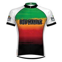 Primal Wear - Bob Marley Rastaman Cycling Jersey