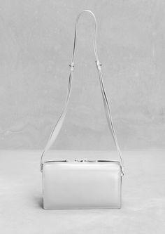 Leather shoulder bag | Leather shoulder bag | & Other Stories