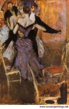 Boldini Giovanni - 'Ballerina in Mauve'  GIOVANNI BOLDINI (Ferrara, 31 dicembre 1842 – Parigi, 11 gennaio 1931   #TuscanyAgriturismoGiratola