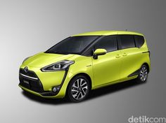 Toyota Sienta Buat Segmen Baru di Indonesia