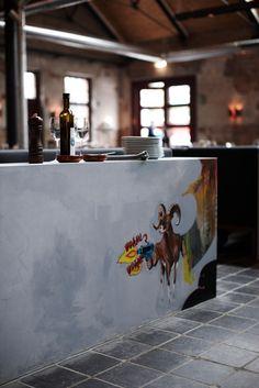 Bullerei - Restaurant von Tim Maelzer und Patrick Ruether in Hamburg