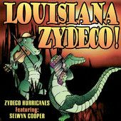 Zydeco and Cajun music is WAY fun! Try and keep still!