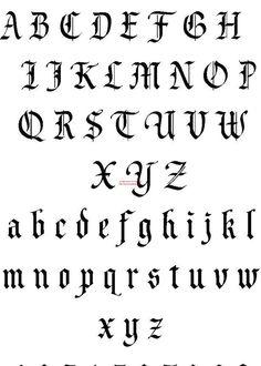 Tattoo Letters - Tudo o que você precisa saber antes de fazer uma tatuagem  #antes #fazer #letters #precisa #saber #tattoo #tatuagem