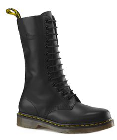 Dr Martens 1914 // men's 14 eye, good for a wide calf?