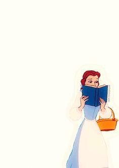 I love this gif so much you have no idea - no wonder I get Belle every time I take a Disney princess quiz! Walt Disney, Disney Gifs, Disney Pixar, Disney Nerd, Disney Quotes, Disney And Dreamworks, Disney Animation, Disney Love, Disney Magic