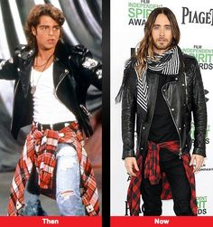 Joey Lawrence vs Jared Leto