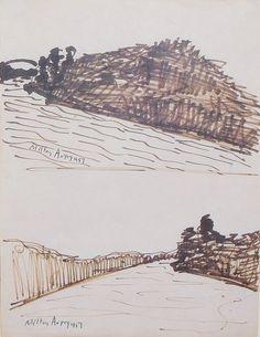 Milton Avery, 'Inlets,' 1957, Lawrence Fine Art